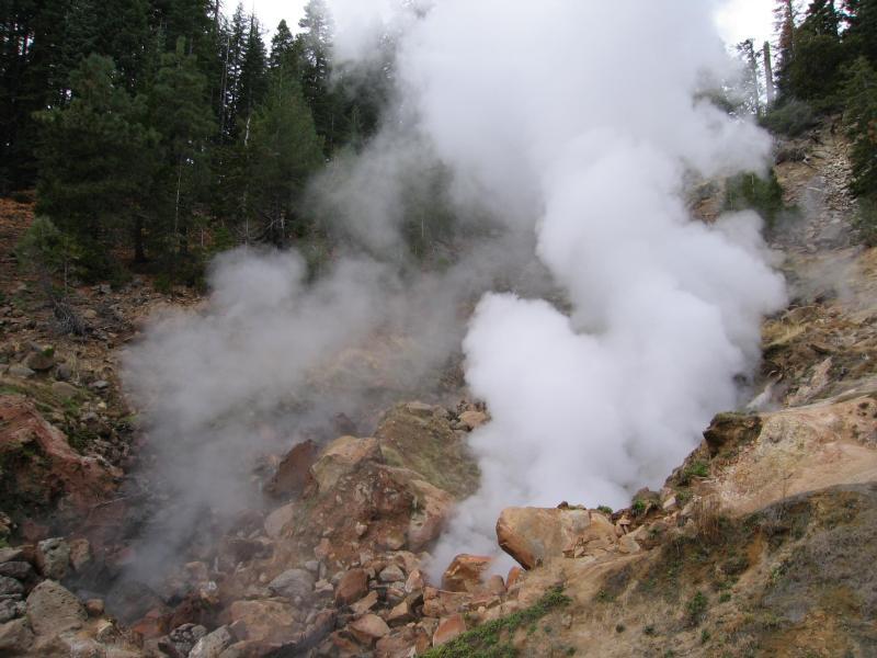 terminal geyser